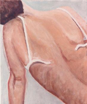 Fragment 1 Oli sobre tela 54 x 65 cm