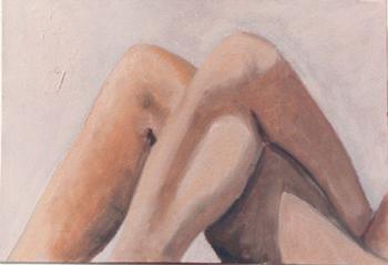 Fragment 8 Oli sobre tela 38 x 55 cm